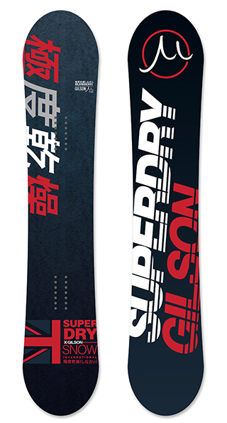 Superdry  Motion - Navy